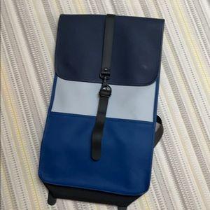 Rains Tricolor Waterproof Backpack